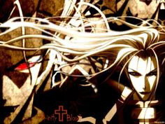 Trinity Blood #anime #trinityblood