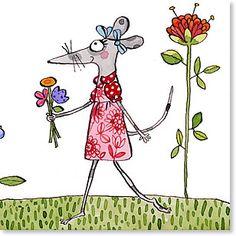 Twigseeds, Studio creations by Kate Knapp Warm Fuzzies, Mice, Book Art, Easter, Kids Rugs, Inspirational, Illustrations, Gift Ideas, Studio