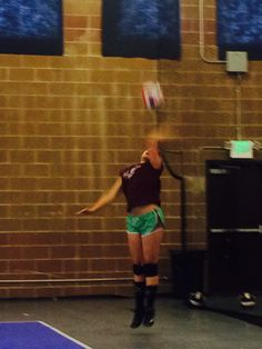 #4 action shot...Annie at today's scrimmage,,, #MillerMoltenMagic #EDGE #molten #youcouldwin with enough practice!