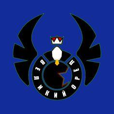 Великий Орёл logo by. ILYA KISELYOV