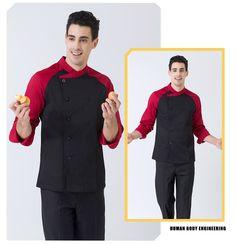 Resultado de imagen para uniformes de chef hombre Unif, Chefs, Blouse, Jackets, Men, Blouses, Woman Shirt