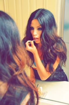 trick to getting the prettiest wavy hair you'll ever have!