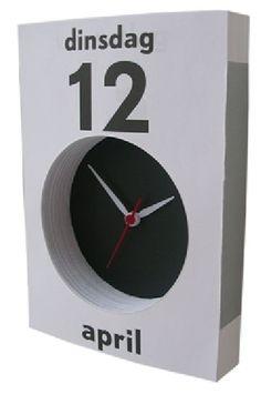 Henk Stallinga Clockcalendar