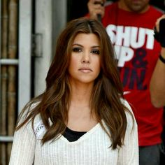 Love kourtney kardashians hair color! This will be my next one for sure!!!