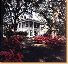 Mobile, Alabama: Built in 1855 by Judge John Bragg, the Bragg-Mitchell Mansion is one of the Gulf Coast's grandest antebellum mansions.