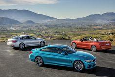 Entérate de los cambios que BMW realizó a su modelo BMW Serie 4, para su presentación en el Auto Show de Ginebra 2017.