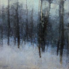 Winter Blue by Kim Coulter ~