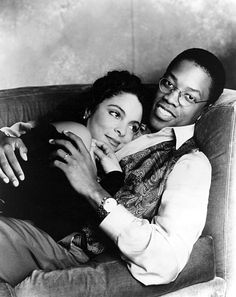 Jasmine Guy as Whitley Marion Gilbert Wayne Kadeem Hardison as Dwayne Cleophus Wayne