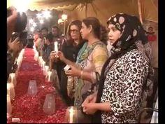 Khi MQM Farooq Sattar Candle light vigil