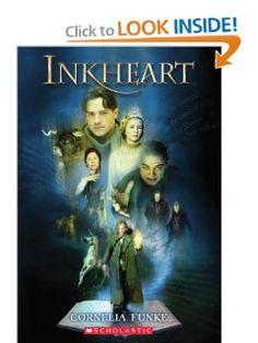 Inkheart (Movie Cover): Cornelia Funke
