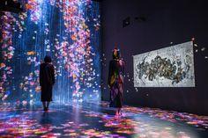 Esse coletivo japonês de arte digital vai embarcar você em uma puta viagem | IdeaFixa