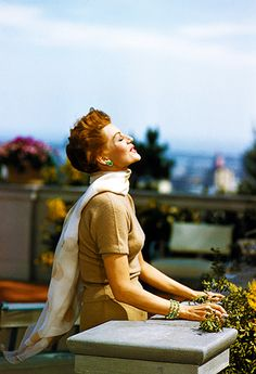 Rita Hayworth in 'Pal Joey',1957.