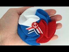 Make a Cute Nautical Style Brooch - DIY Style - Guidecentral. Guidecentral is a fun and visual way to discover DIY ideas, learn new skills, meet amazing people who share your passions and even upload your own DIY guides. Nautical Fashion, Nautical Style, Nursing Home Gifts, Felt Crafts, Diy Tutorial, Baby Shoes, Brooch, Beads, Cute