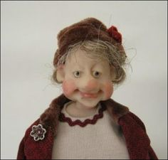 adorabellaminis Online Shop - GroovyCart - 12th Scale Dolls Buy 12th Scale Old Dear ~ No 1