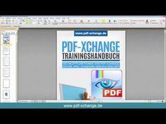 PDF-XChange Editor - PDF Dokumente bearbeiten, editieren - YouTube PDF-XChange Editor - PDF Dokumente bearbeiten, editieren  Mit dem PDF-XChange Editor ist es möglich, dass Sie in bereits erstellten PDF Dokumenten Texte ändern, löschen, verschieben und formatieren können. Auch die Möglichkeit Grafiken zu verschieben, vergrössern oder löschen ist mit dem PDF-XChange Editor möglich  PDF-Xchange, PDF-Xchange Pro, PDF-Xchange Editor, PDF-Xchange Viewer
