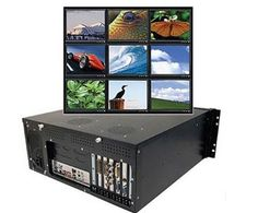 Digital Signage Video Wall VW-09XDS PC Windows XP based Videowall, DVI 3x3 based on Xpress Video allows you to transfer any type of files without any degradation.