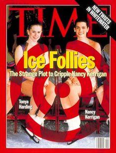 Tonya Harding and Nancy Kerrigan | Jan. 24, 1994