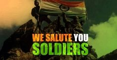 Cowardly Pulwama Terror Attack : We Salute You Indian Army! We Salute You Indian Army! Indian Flag Wallpaper, Indian Army Wallpapers, Happy Independence Day India, Independence Day Images, Indian Army Special Forces, Indian Army Quotes, Kargil War, Soldier Quotes, Army Pics