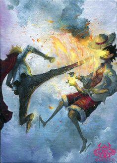 0ne Piece, One Piece Luffy, Anime Crossover, One Piece Manga, Print Store, Anime Shows, Manga Art, Cool Art, Art Drawings