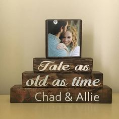 Tale As Old Time Sign Disney Wedding Rustic Unique Gift Bridal Shower Personalized For Couple