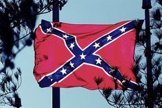 Just had to set someone straight about the confederate flag. It annoys the hell outta me when people think it is about racism. I was born & raised in the south and this NOT a subject I take lightly. If you honestly believe its all about racism you need a damn history lesson. It is a sign of southern heritage & states rights. NOT RACISM! Yes some country people do use it as a sign of racism but hell they also fly an American flag.