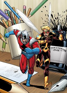 Edgar Wright Says Hank Pym Will Be in ANT-MAN