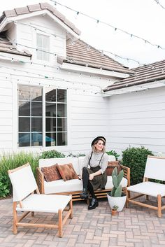 Touring Alexis Andra's Textural, Plant-Filled Home | Glitter Guide