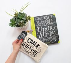 It's finally here! Get The Complete Book of Chalk Lettering AND the tool kit for a special bundle price. Chalkboard Print, Chalkboard Lettering, Chalkboard Designs, Diy Chalkboard, Lily And Val, Chores For Kids, Chalk Art, Tool Kit, Create Your Own
