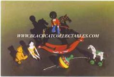Hantel Miniatures postcard 3