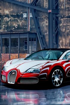#Bugatti #Veyron looking amazing - those lines! #SuperCar #Speed #Style #Design #Beauty #Power #Luxury