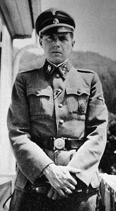 Josef Mengele: Nazi doctor known as the Angel of Death, he performed horrific and pointless experiments on concentration camp inmates and managed to elude justice