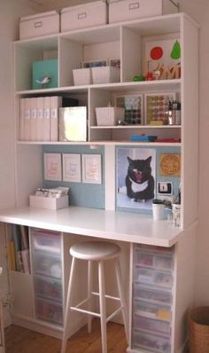 Small spaces, office space/ homework, crafts, etc...