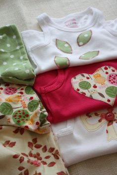 Summer pajamas, sewing tutorials...These are great.
