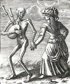 Danse Macabre | Danse Macabre (la mort inspire les artistes)