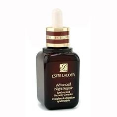 Advanced Night Repair Synchronized Recovery Complex by Estee Lauder - 9208280601 by Estee Lauder. $136.50. Size - 50ml/1.7oz. An ultimate, advanced anti-aging serum,Inspired by groundbreaking DNA research to help reduction of visible signs of aging,Provides intense moisture to keep skin hydrated,Neutralizes harmful effect of free radicals, external factors & emotional stress,Repairs past damage, prevents future damage,Leav