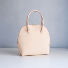 The Alie Handbag Natural / Dower