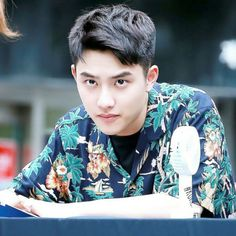 exo d.o kyungsoo icon Kyungsoo, Chanyeol, Kaisoo, Exo Ot12, Chanbaek, Chen, K Pop, Rapper, Exo Lockscreen