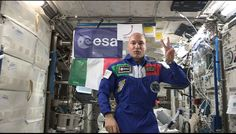 Il nostro #logo è nello #spazio. Una soddisfazione enorme, un'emozione difficilmente descrivibile, un traguardo che mai avremmo immaginato di raggiungere. Ringraziamo Luca Parmitano ed il curatore di #TEDx #Bologna, Andrea Pauri, per averci regalato questa opportunità straordinaria. #ISS #StarCity #ESA