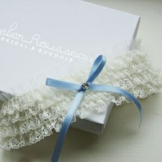 Bride's Garter Ideas