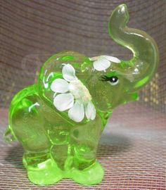 Love the more unusual vaseline glass items.. Pretty wild to think that, as everyday household items, their little something-something comes literally from your not-so-everyday uranium-based glow.. :))
