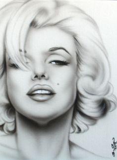 Marilyn art