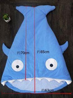 shark-pattern-cute-thicken-baby-sleeping-bag-29379_4.jpg (750×1000)