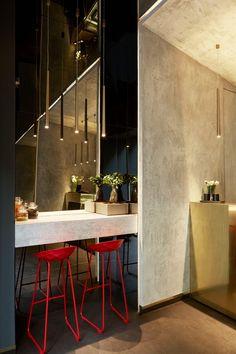 Bottone Cannoli Home Interior Design, Milan Design, Table, House, Cannoli, Furniture, Arch, Decor Ideas, Home Decor