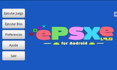 Apk Stack: ePSXe 1.9.20 APK for Android PSOne [Playstion 1 Em...
