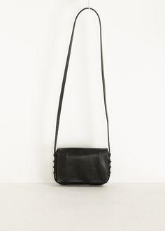 Totokaelo - Rick Owens Black Baguette Mini Bag