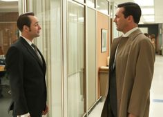 Mad Men's costume designer reveals the secret behind the show's iconic style
