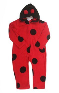 Pijama/disfraz Mariquita bebé  Precio: 15.99€