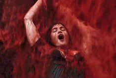 Gemma Arterton Bathes in a Waterfall of Blood in 'Byzantium'