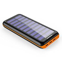 Solar Phone Chargers, Solar Charger, Portable Solar Power, Smartphone, Ipad, Usb, Boombox, Iphone, Samsung
