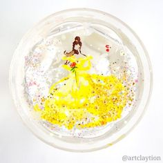 #Belle from @beautyandthebeast Nail Polish on Water, 2014. Disney Fairy Tales Collection. #Throwback my artwork done in 2014 when I first started on my art journey with @instagram ! (*swipe left to see more pics!) This @disney series collection is one of my favourite so far! Can't wait to watch #beautyandthebeast2017 in Singapore cinema soon!! . . . . . . . . #disney #nailpolish #fashionillustrated #fashionillustrator #fashionillustration #beautyandthebeast #beautyandthebeast2017…